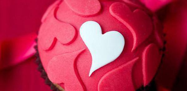 کیک ويژه ولنتاين